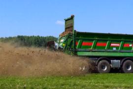 Voor het eerst op Nederlandse bodem: Bergmann AgriTruck