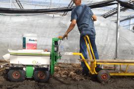 Nederlands eerste landbouwrobot!