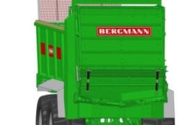 Met de nieuwe V-spread van Bergmann is meer dan 36 m…