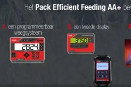 KUHN  PACK AA+ efficient feeding pack voor getrokken…