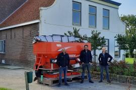 ABH Machinery nieuwe dealer in de Hoeksche Waard &…