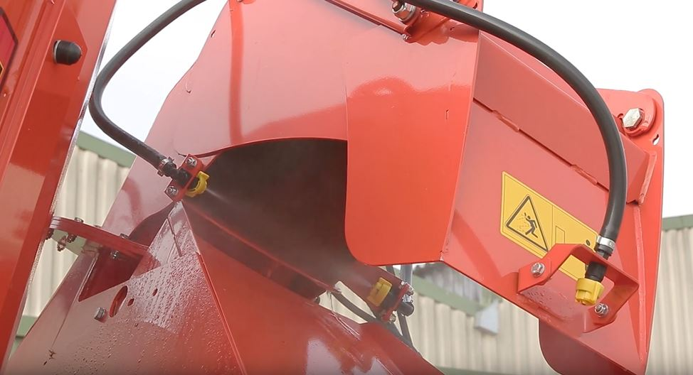 KUHN clean straw system2