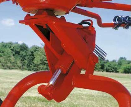 hydraulische rotorheffing ga 6002